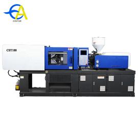 Machine weight 4.3 ton desktop pet preform injection molding machine