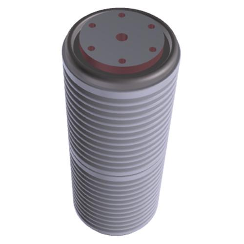 40.5KV Vacuum Interrupter JUCA 2000A for vacuum circuit breaker use from JUCRO Electric