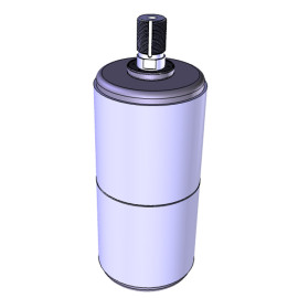 40.5KV Vacuum Interrupter  JUC61171 1600A for vacuum circuit breaker use from JUCRO Electric