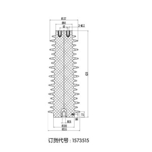Sensor SSR-35J 155mm*480mm 35KV  for Low voltage switchgear accessories from JUCRO Electric