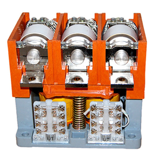 1.14KV Vacuum Contactor HVJ5 400A AC from JUCRO Electric