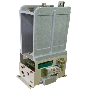 Vacuum contactor HVJ3 7.2KV 400A 1P AC from JUCRO Electric