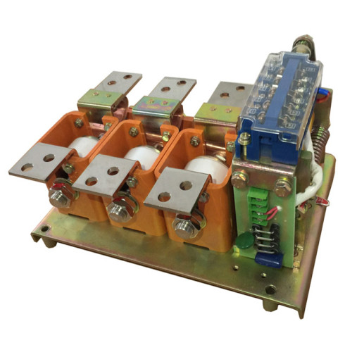 1.14kV Vacuum Contactor HVJ5 800A AC  from JUCRO Electric
