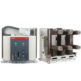 12KV Vacuum Circuit Breaker HVD1 1250A 25KA VCB with copper parts 210mm phase distance