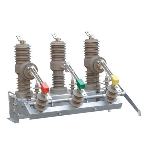 Vacuum Circuit Breaker HVD32 12KV 630A VCB from Hubei JUCRO Electric
