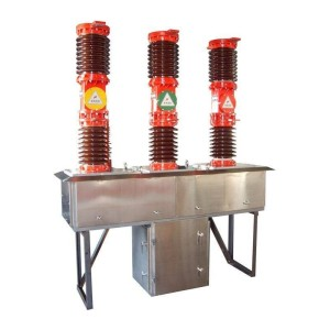 Vacuum Circuit Breaker  HVD7 40.5KV 1600A outdoor HV AC VCB from Hubei JUCRO Electric