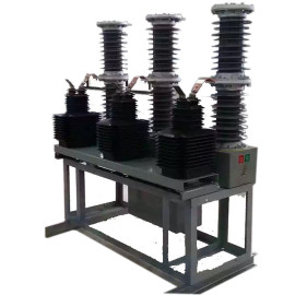 Vacuum Circuit Breaker HVD7 40.5KV 2000A outdoor HV AC VCB from Hubei JUCRO Electric