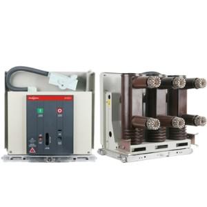 Вакуумный автоматический выключатель HVD1 12KV 1250A с медными частями 210 мм фазовое расстояние