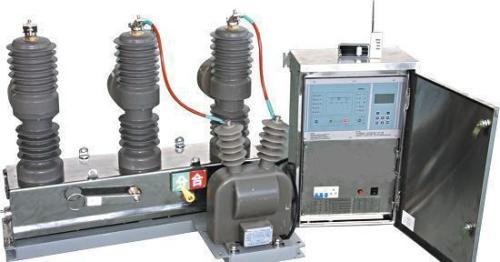Вакуумный выключатель VCB HVD32 12KV 630A  от Hubei JUCRO Electric