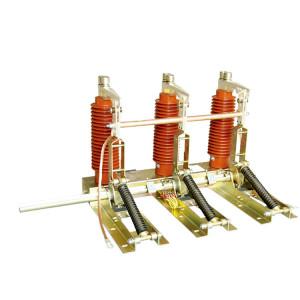 JN22A 40.5KV 31.5KA закрытый высоковольтный заземляющий переключатель для распределительного устройства от JUCRO Electric