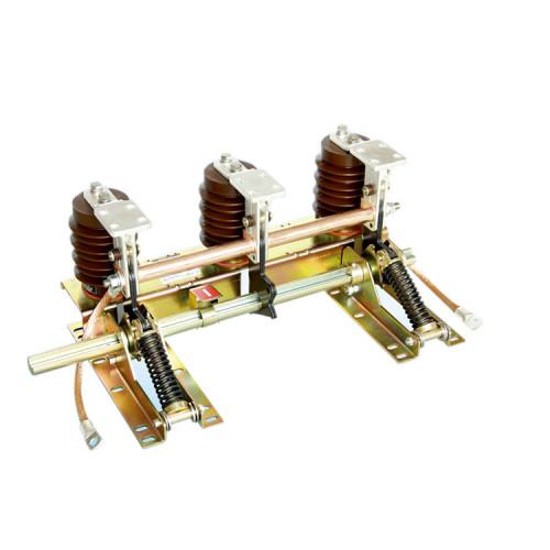 JN15-12KV 31.5KA 210mm закрытый высоковольтный заземлитель переменного тока для распределительного устройства от JUCRO Electric