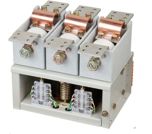 Vacuum Contactor HVJ30 1.14kv 1250A AC for switchgear from JUCRO Electric