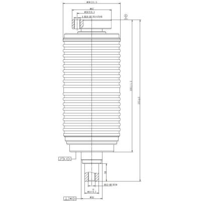 Vacuum Interrupter TD 12kv 1250A 31.5KA (JUC618)   for VCB