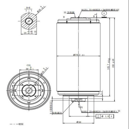 12KV Vacuum Interrupter JUC61103  630A 20KA for vacuum circuit breaker use from JUCRO Electric