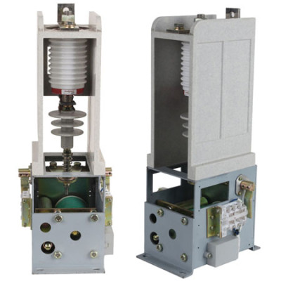 7.2KV Vacuum contactor HVJ3 400A single single pole AC from JUCRO Electric