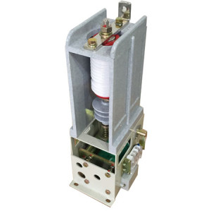 7.2KV Vacuum contactor HVJ3 400A single single pole AC from JUCRO Electric