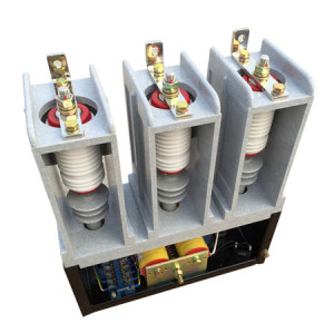 7.2KV Vacuum Contactor HVJ3  630A 3P AC from JUCRO Electric