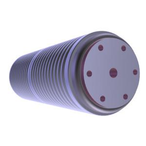 Вакуумный прерыватель JUC632 40.5KV 1600A  для VCB вакуумный выключатель использовать от JUCRO