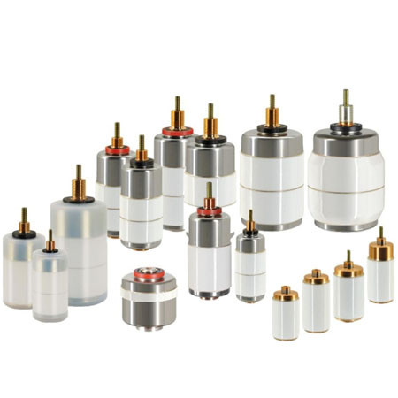 7.2KV and 12KV Vacuum Interrupter 400A & 800A for ABB VSC vacuum contactor use from JUCRO Electric