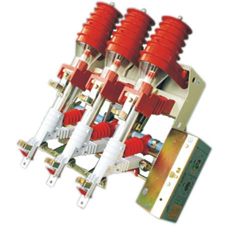 Load Break Switch FKRN12-24D series high pressure gas pressure from JUCRO Electric