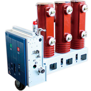 Vacuum circuit breaker VSC-12 side-mounted miniaturized indoor high voltage from Hubei JUCRO Electric