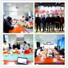 Korean customers visited our factory last week