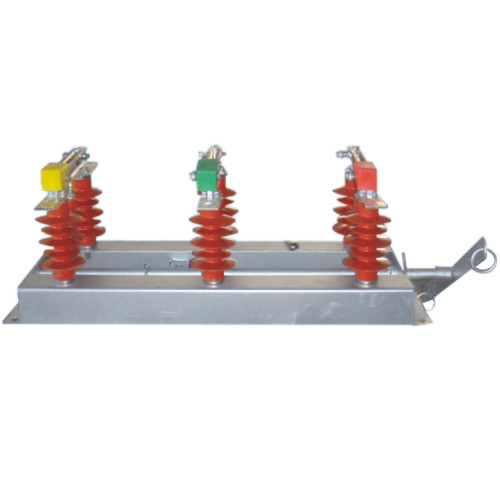 Disconnecting Switch GWD-Ι-12KV GWD-Ⅱ-12KV series outdoor High Voltage from JUCRO Electric