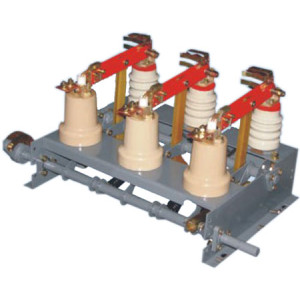 Switch-fuse Combination  AC high voltage gas production load switch from JUCRO Electric