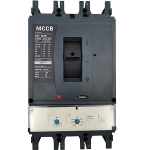 Moulded Case Circuit Breaker JCNSX630NT 400A MCCB Thermal magnetic Type from HUBEI JUCRO ElECTRIC