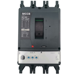 Moulded Case Circuit Breaker JCNSX 400NT 400A MCCB Electronic Type from HUBEI JUCRO ElECTRIC
