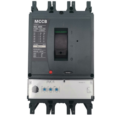 Moulded Case Circuit Breaker JCNSX 400NT 320A MCCB Electronic Type from HUBEI JUCRO ElECTRIC