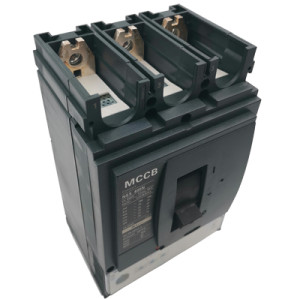 Moulded Case Circuit Breaker JCNSX 400NE 400A MCCB Electronic Type from HUBEI JUCRO ElECTRIC