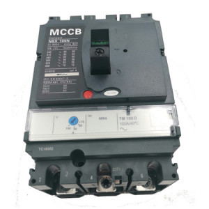 Moulded Case Circuit Breaker JCNSX 100NT 16A MCCB Thermal magnetic Type from HUBEI JUCRO ElECTRIC