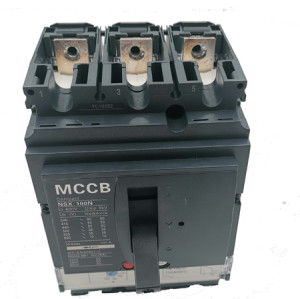 Moulded Case Circuit Breaker JCNSX 100NT 40A MCCB Thermal magnetic Type from HUBEI JUCRO ElECTRIC