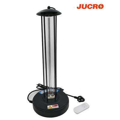 Ultraviolet disinfection table lamp J-01 38W UV AIR STERILIZER LAMP from HUBEI JUCRO ElECTRIC