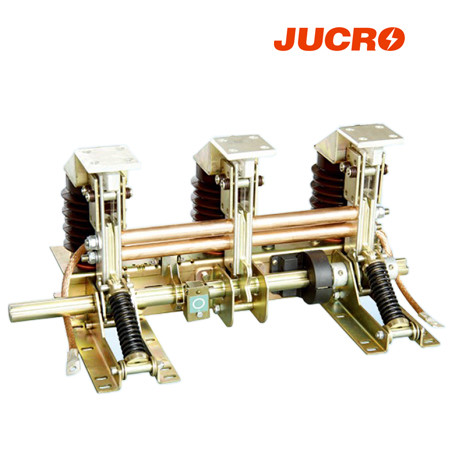 JN17-D-12/40 Indoor High voltage AC Electric Motorized Earthing switch Grounding switch  from JUCRO