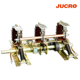 JN15-D-12/31.5 Indoor High voltage Electric Motorized Earthing switch Grounding switch  from JUCRO