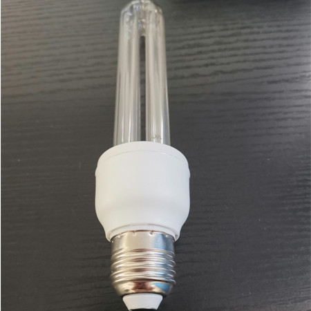E27 J-U15W UV germicidal lamp High Quality Home use UV germicidal lamp 15W  from HUBEI JUCRO ElECTRIC