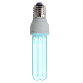 E27 J-U15W UV germicidal lamp High Quality Home use UV germicidal lamp 15W  from HUBEI JUCRO ElECTRIC