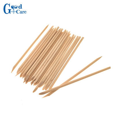 Wooden Manicure Stick