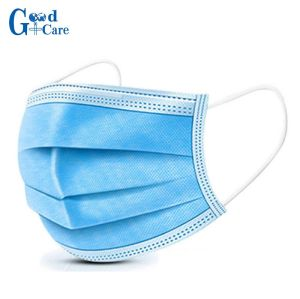 Three-layer Non-woven Disposable Medical Mask