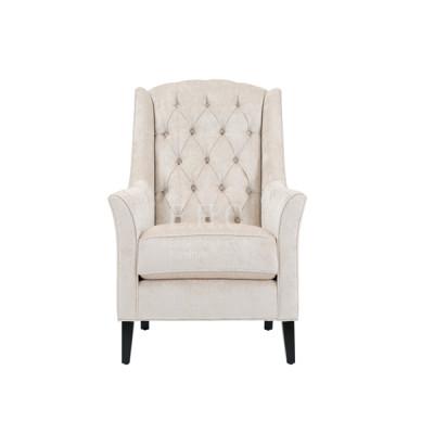Luxuary fabric sofa for bedroom