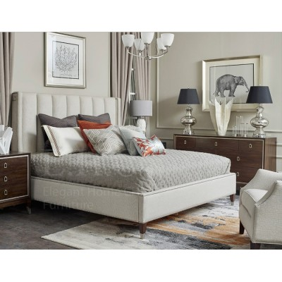 Luxury Home Furniture - Champagne Silver