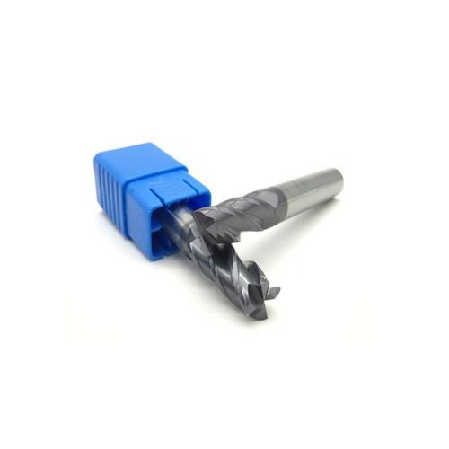 Solid Carbide Flat End Mills HRC45 AlTin Coating