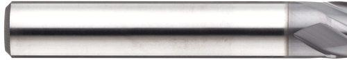 MSUTOOLS Tungsten Carbide Corner Rounding End Mill 4 Flute R0.5/R1/R2