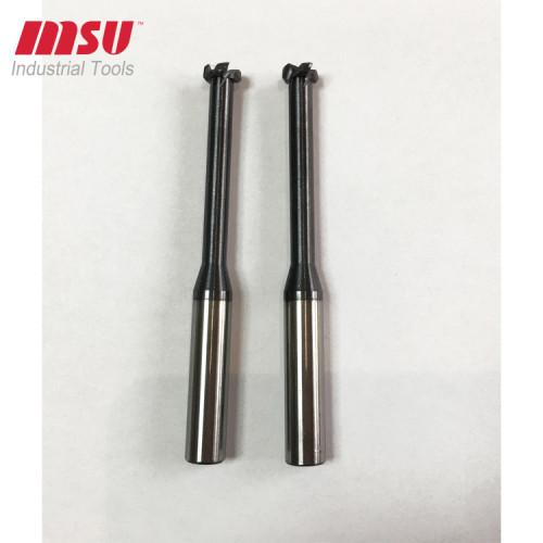 MSU Carbide T-Slotting Cutters