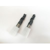 Customized Tool  3 Flute Carbide Step End Mill For Cast Iron AITiN-based  HRC55 Carbide End Mills