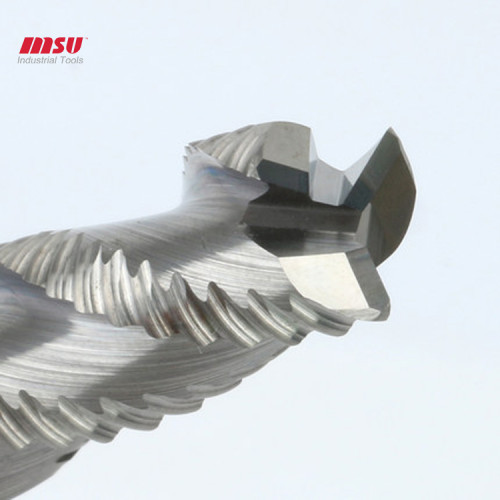 Carbide Roughing End Mill For Aluminum