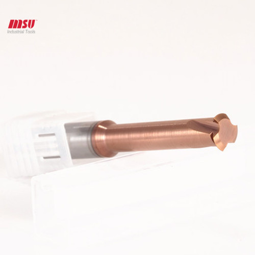 MSU HRC65 Thread Milling Cutter One Pitch Thread Cutter For Tools