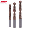 3XD Carbide Drill With Internal Coolant
